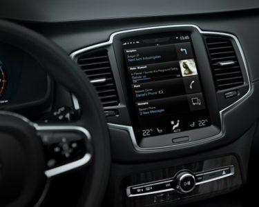 Android Auto - Volvo XC90 Sensus