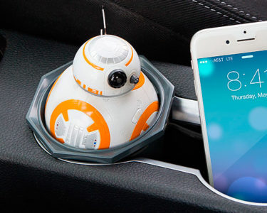 Cargador USB droide BB-8 de Think Geek