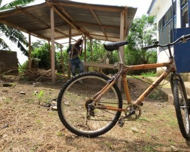 bicicletas de bambu