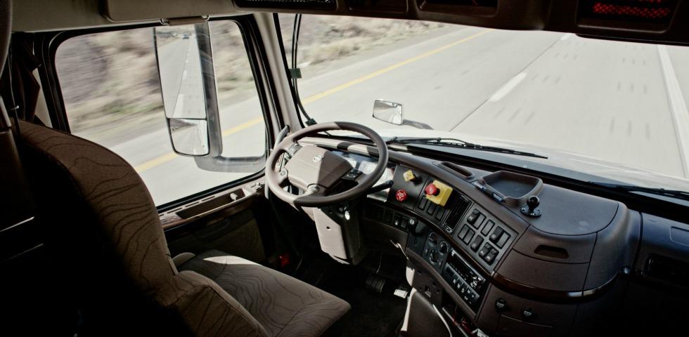 Camion autónomo Volvo - Otto