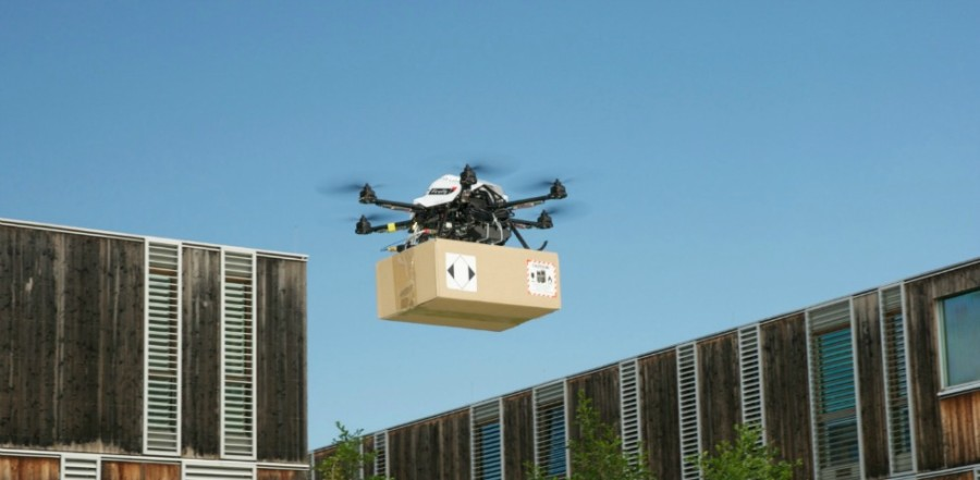 01 drone delivery
