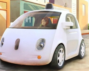 Google-autocar
