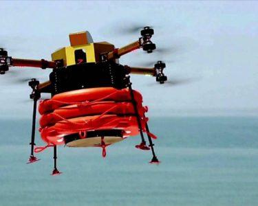 drones rescate