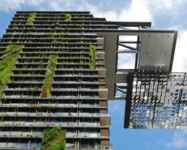 proyecto ciudad futurista Sidney