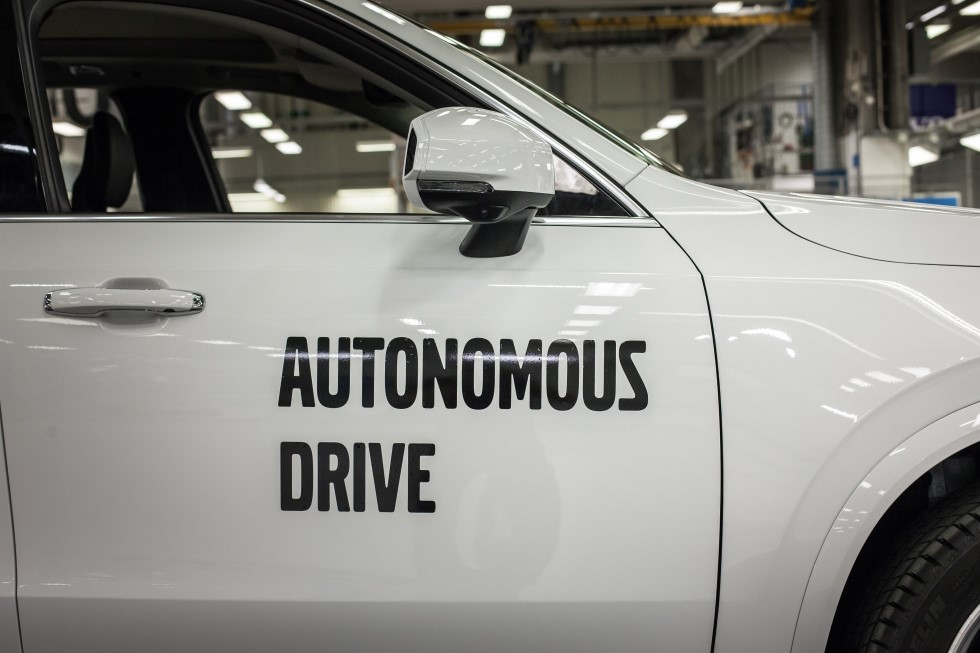 Los coches autónomos no llevarán estos distintivos en 2018