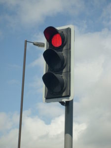 LED Traffic Light (CC) Unisouth @ Wiki