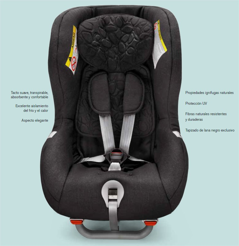 Volvo sillas infantiles