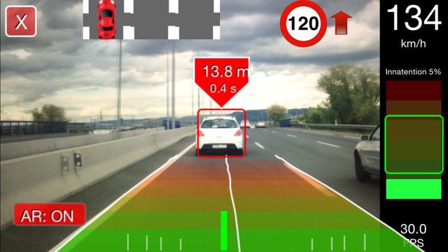 DriveSafe supervisa y puntúa la conducción para hacerla más segura