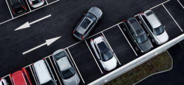 Encontrar el coche aparcado