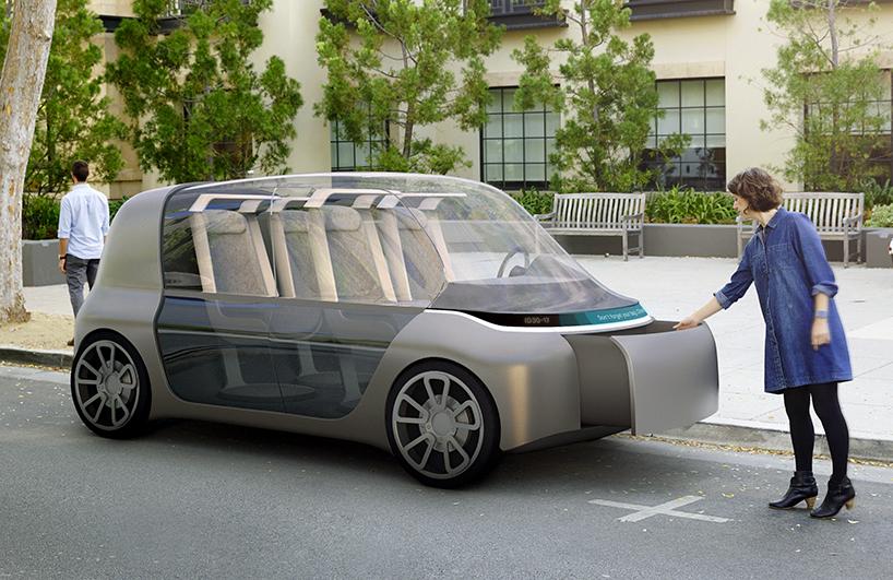 IDEO / coche compartido