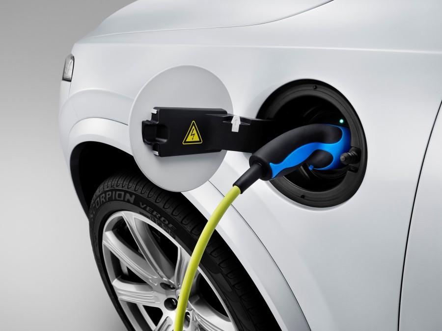 Conector para todos los nuevos Volvo XC90 Twin Engine