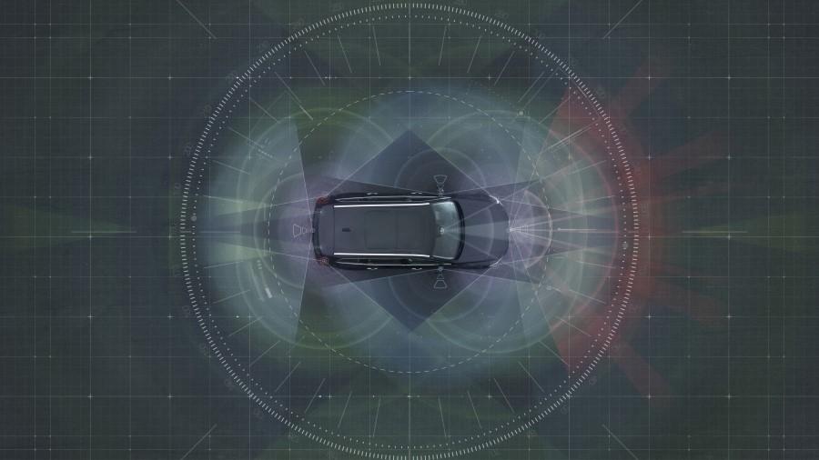 Autonomous_drive_technology_Complete_system_solution