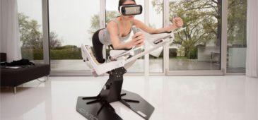 Icaros: realidad virtual en las salas de fitness