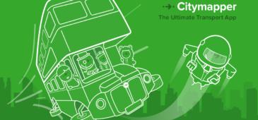 Citymapper ya tiene autobuses