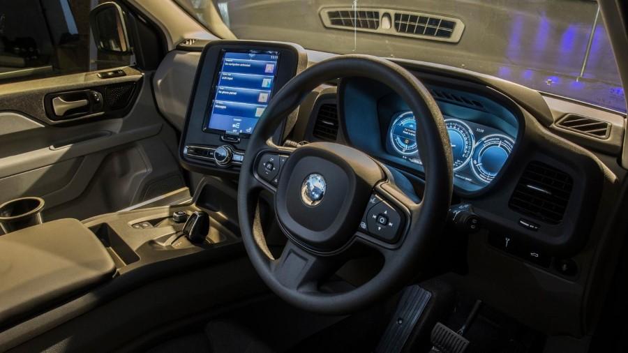 TX eCity interior