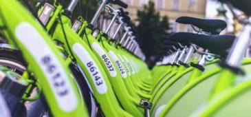 ¿Bicicletas compartidas el transporte del futuro?