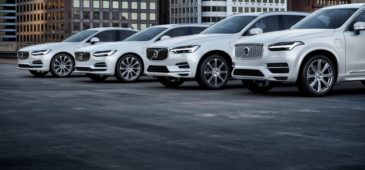 Volvo Cars Híbridos