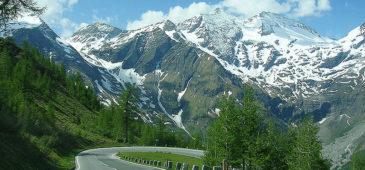 grossglockner la mejor ruta de montaña en coche