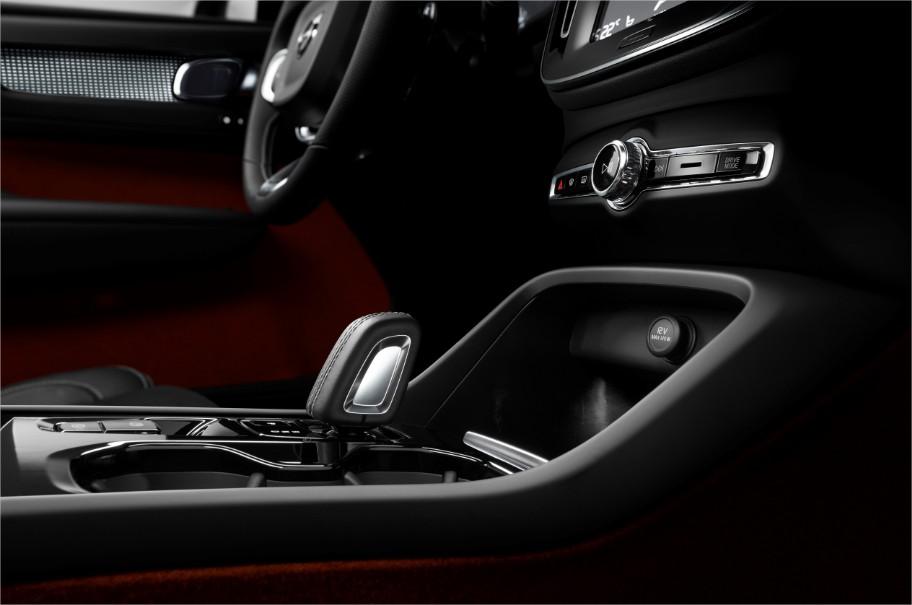 Diseño interior Volvo XC40