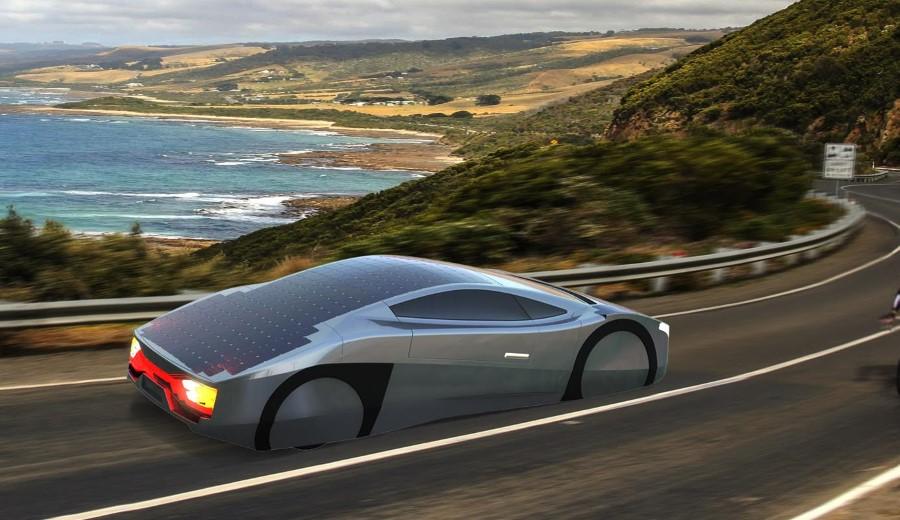 Resultado de imagen de coche solar