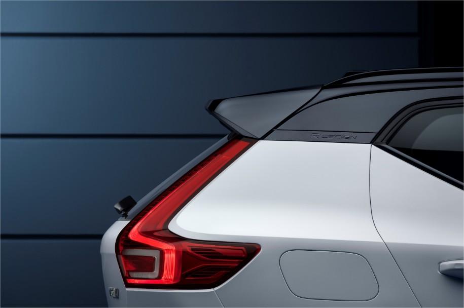Proceso de diseño Volvo XC40