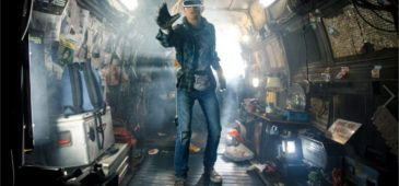 ready player one, una película sobre realidad virtual