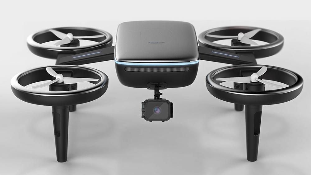Volt, dron para recargar vehículos eléctricos
