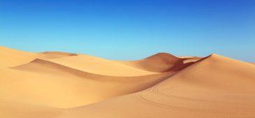 máquina para recolectar agua del aire del desierto