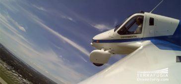 terrafugia transition first flying car