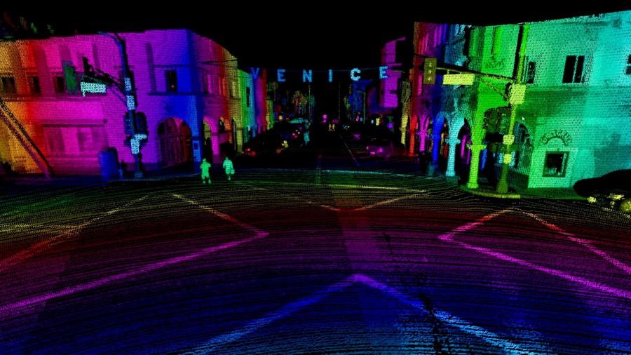 Volvo Cars y Luminar: LiDAR para predecir los movimientos de los peatones