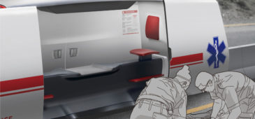 ambulancia monorrail