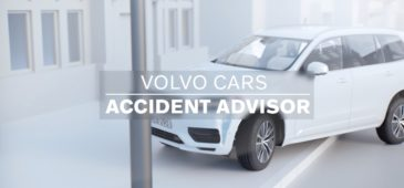 volvo app accidentes