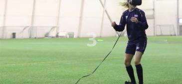 mejorar futbolistas realidad virtual