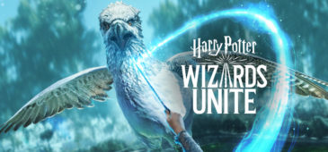 Harry Potter Wizards Unite Realidad Aumentada