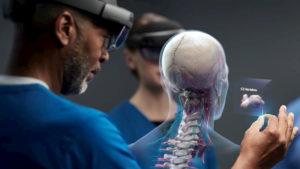 gafas de realidad aumentada: hololens