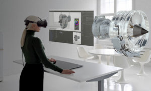 gafas VR Varjo Workspace