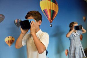 realidad virtual sobre la memoria