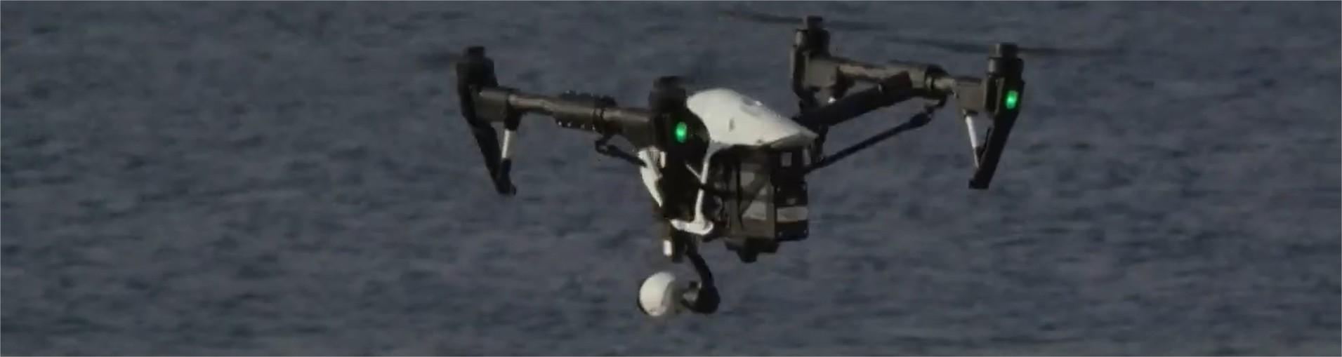 drones y medio ambiente