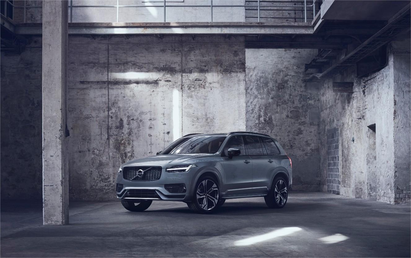 Vehículo eléctrico Volvo
