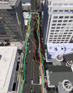 Mejorar el posicionamiento GPS en entornos urbanos