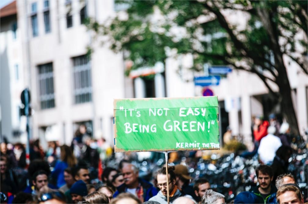 ciudades verdes y peatonales