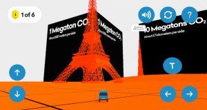 Visualizar las emisiones de CO2