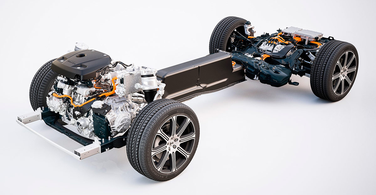 coche híbrido